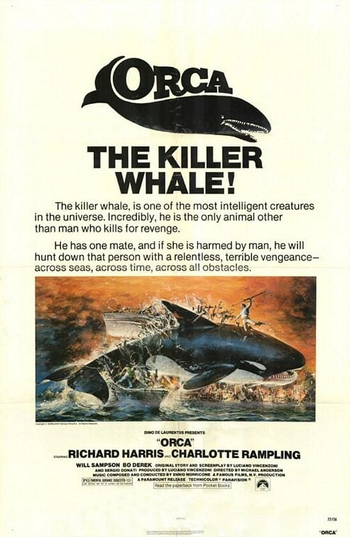 Orca poster