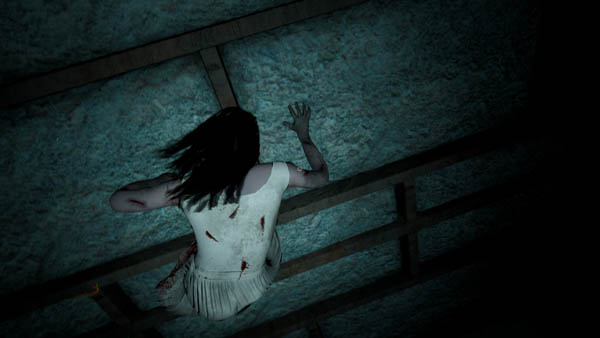 infliction game ghost