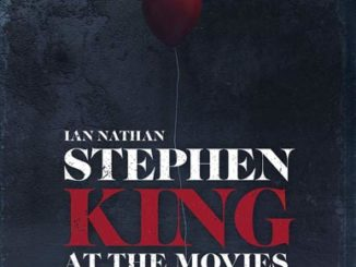 Stephen King at The Movies Book