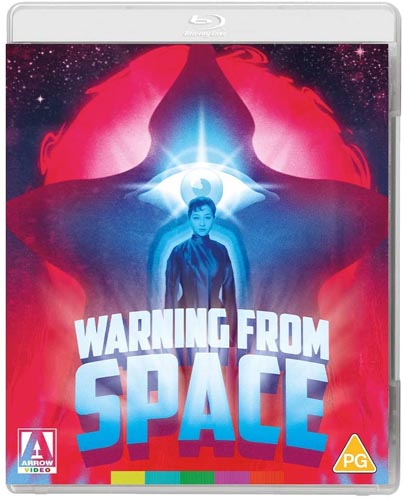 warning from space bluray
