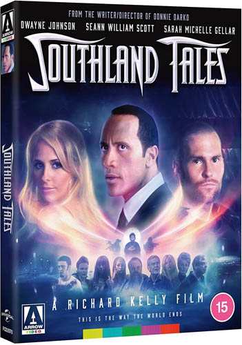 Southland Tales Bluray