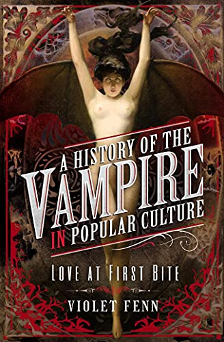 a history of the vampire in popular culture