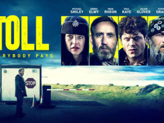 the toll film poster