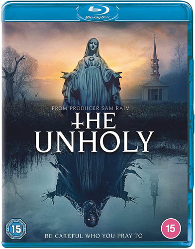 Win The Unholy on Blu-Ray